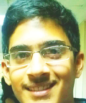 Anirudh Kulkarni, DPS 11th School Topper