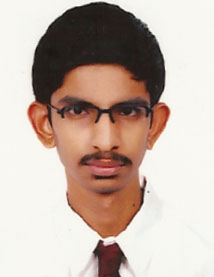 Ram Sankar, IHS ,UAE Spelling Bee Champion School Topper – 11th grade (Boys)