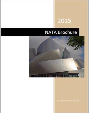 NATA – 2015 Brochure - Previw